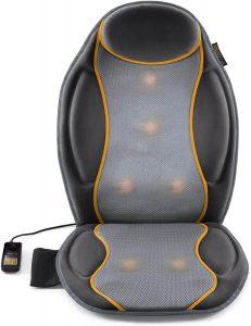 Housse de siège électrique massant de la marque Medisina : le modèle MC 810