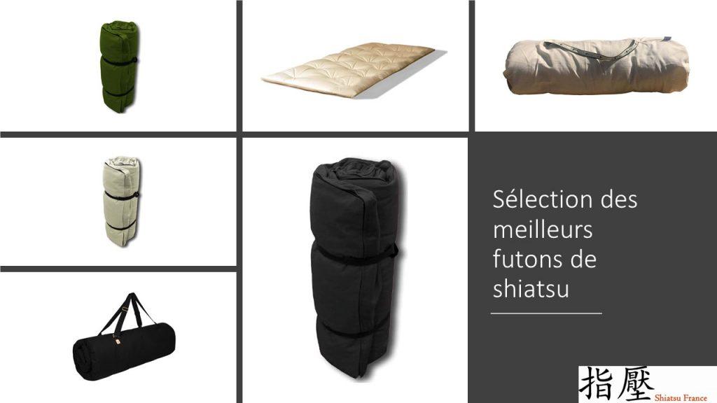 Notre sélection des meilleurs futons de shiatsu pour un massage, du yoga, de la méditation, du sport ou dormir