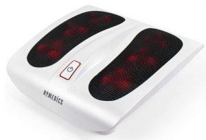 Petit appareil électrique de massage des pieds avec nœuds de massage de la marque Beurer